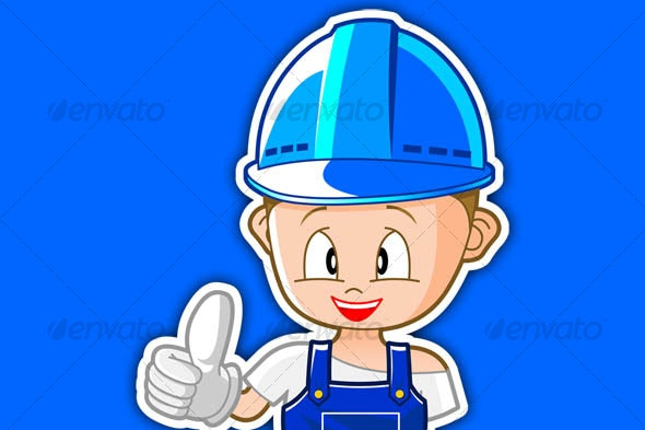 Engineer - People Characters