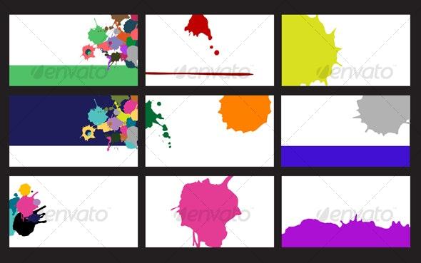 Background for design - Backgrounds Decorative