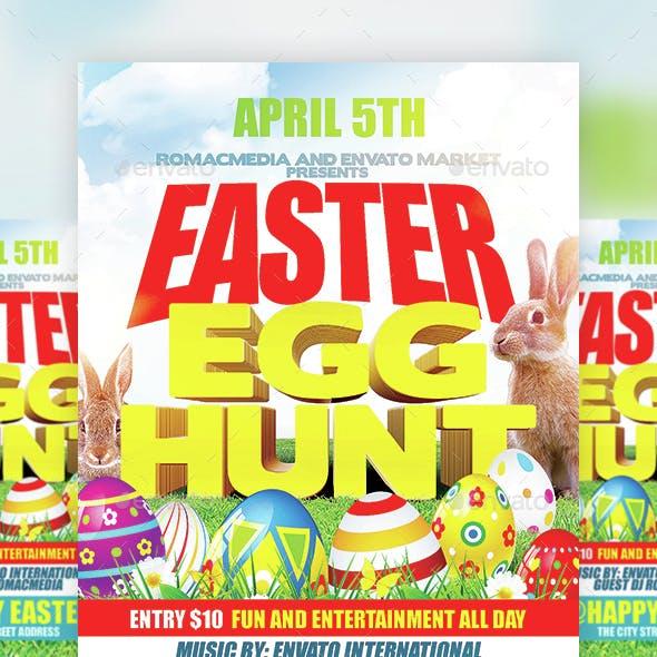 Easter Egg Hunt Party