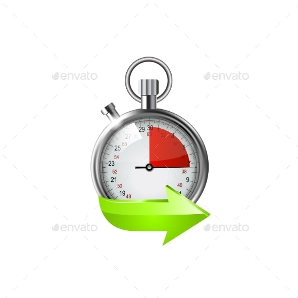 Fast Delivery Icon - Sports/Activity Conceptual