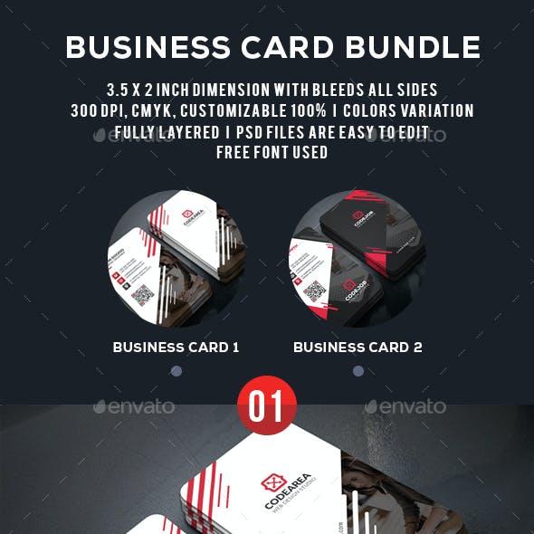 Elegant Business Card Bundle