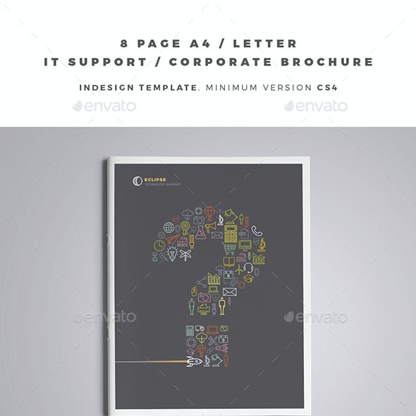 IT Support Brochure