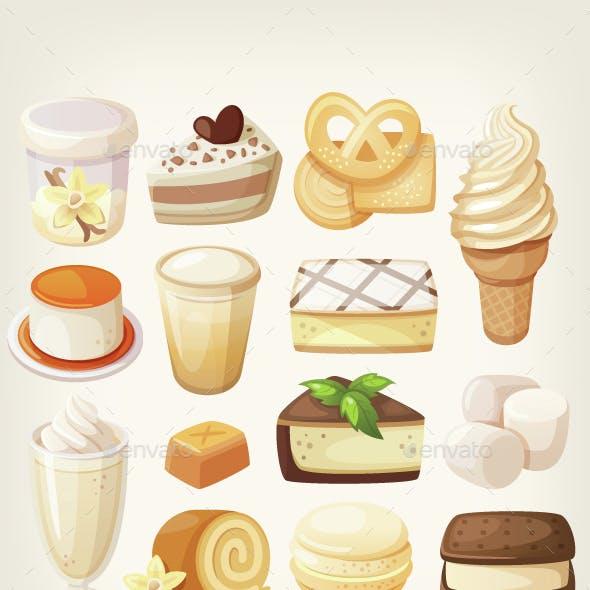 Vanilla Desserts
