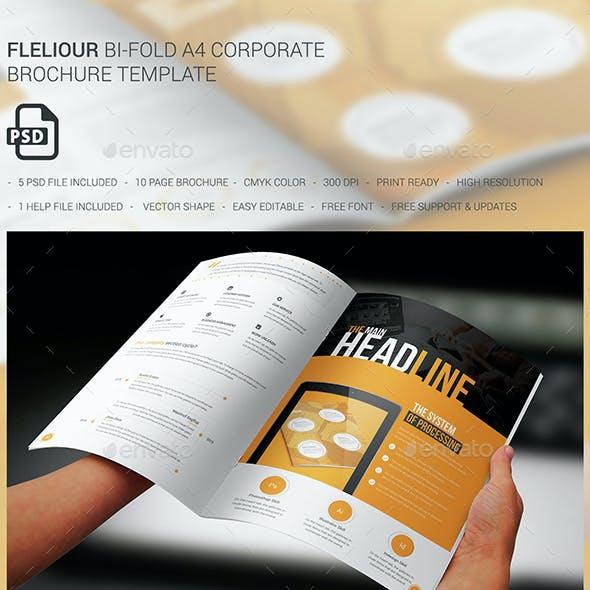 Fleliour Corporate Bi-fold Brochure