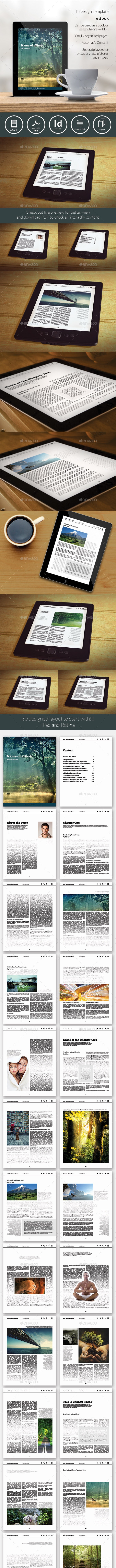 E-Book Template No2 - ePublishing