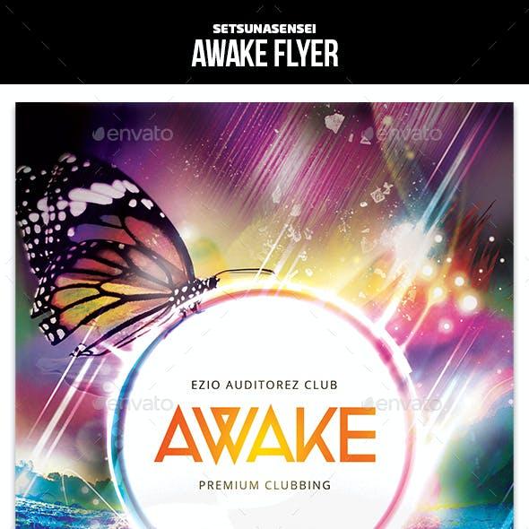 Awake Flyer