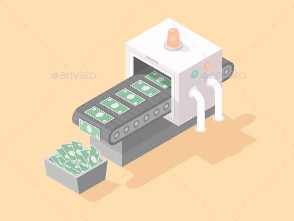 Money Machine - Concepts Business
