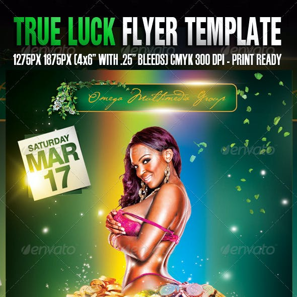 St. Patrick's True Luck Party