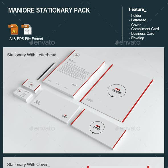 Maniore Stationary Pack