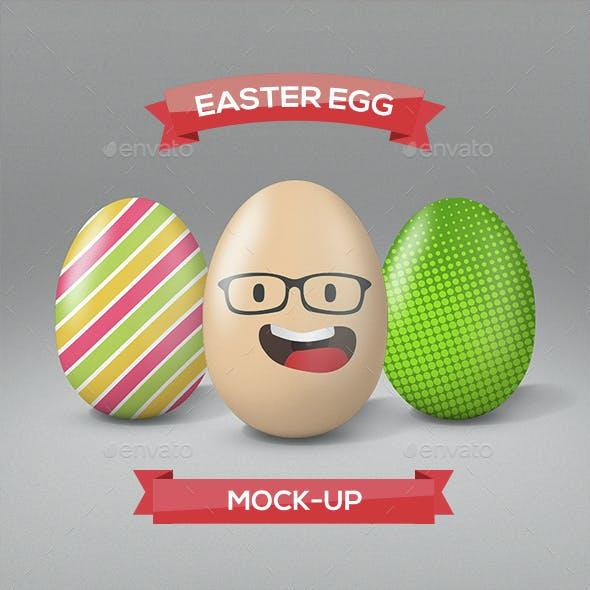 Easter Egg Mock-Up