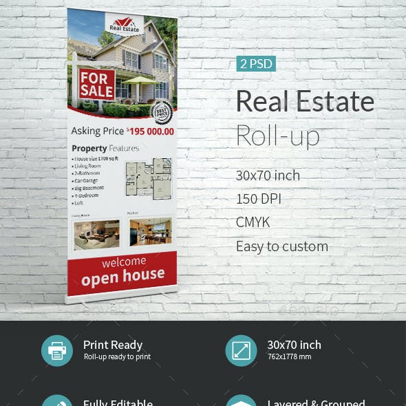 Real Estate Company Roll-up Templates