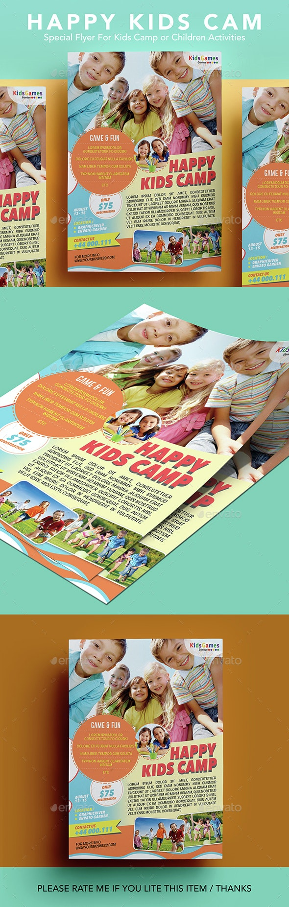 Happy Kids Camp - Holidays Events