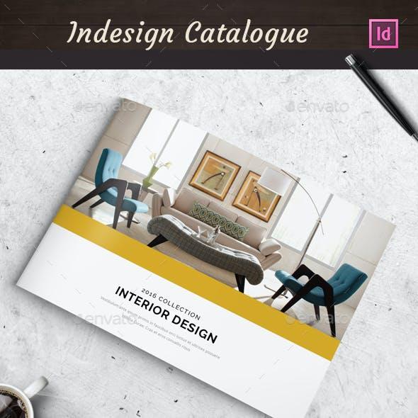 Minimal Portfolio Brochure 02