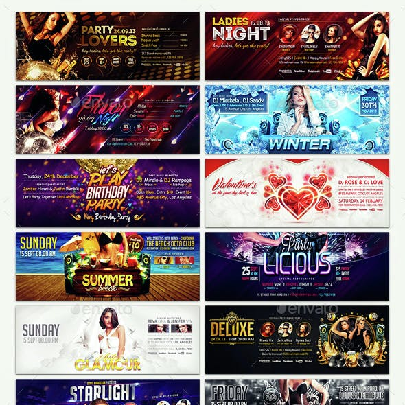 Nightclub FB Timeline Cover