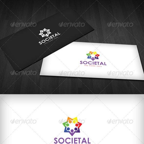 Social Comunity Logo