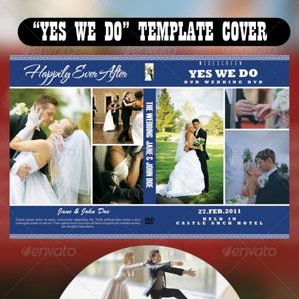 Yes We Do Template Cover
