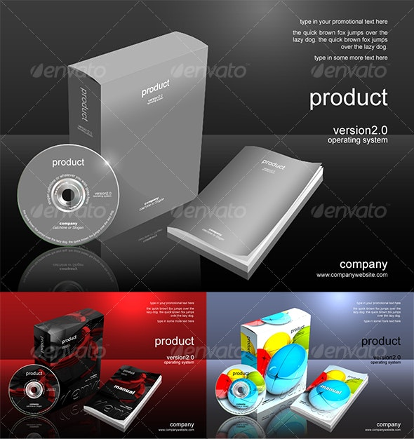 softbox v2 - Miscellaneous Packaging