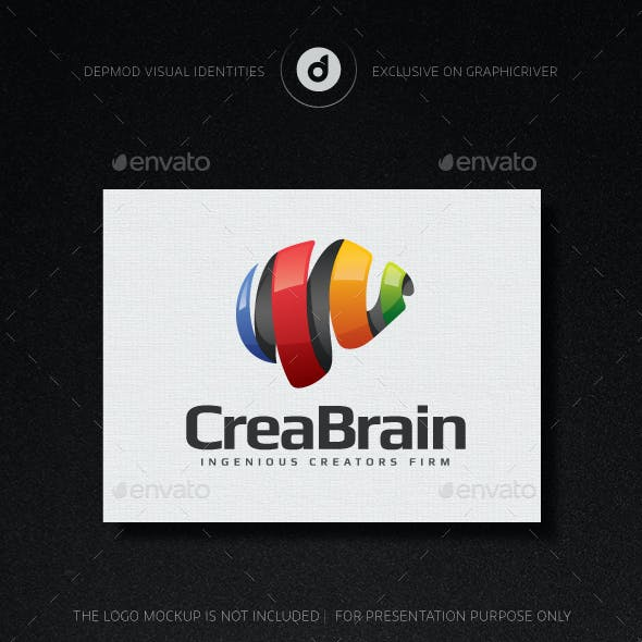 CreaBrain Logo
