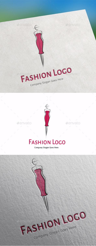 Fashion Logo - Objects Logo Templates
