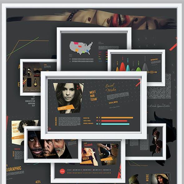 Stylish - Powerpoint Presentation