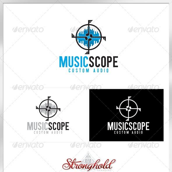 Music Scope Logo