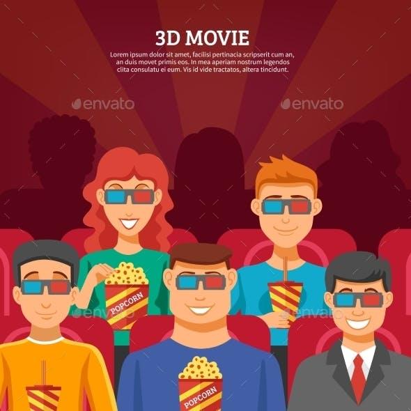 Cinema Viewers Design Concept