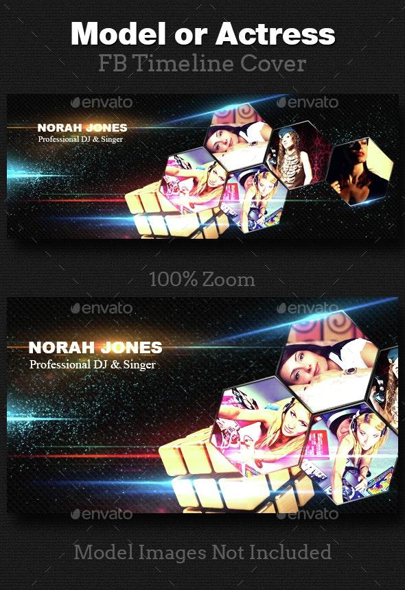Music DJ Facebook Timeline Cover