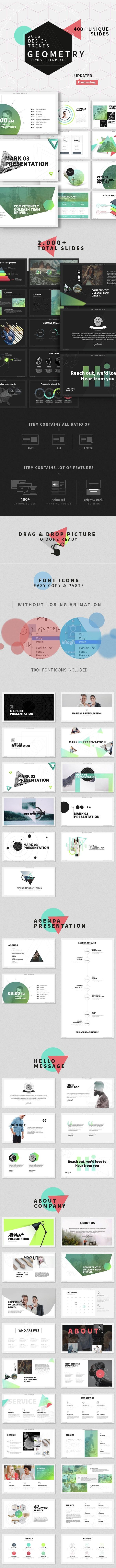 MARK03-Keynote Template - Business Keynote Templates