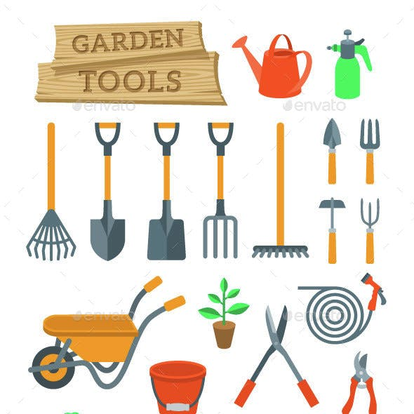 Gardening and Farming Tools and Instruments