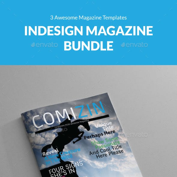Magazine Bundle Vol.04