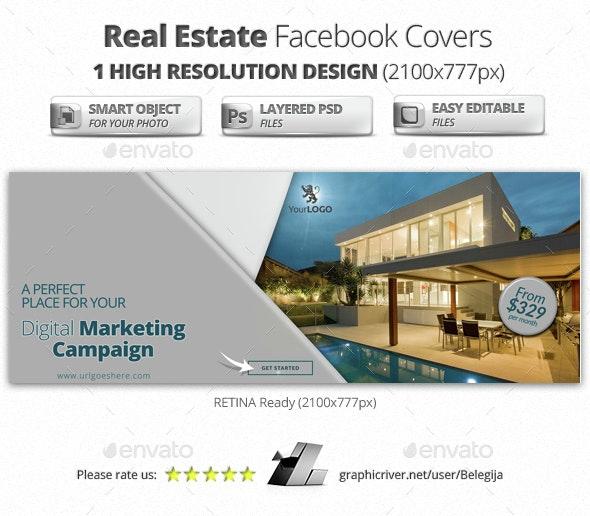 Real Estate Facebook Covers - Facebook Timeline Covers Social Media