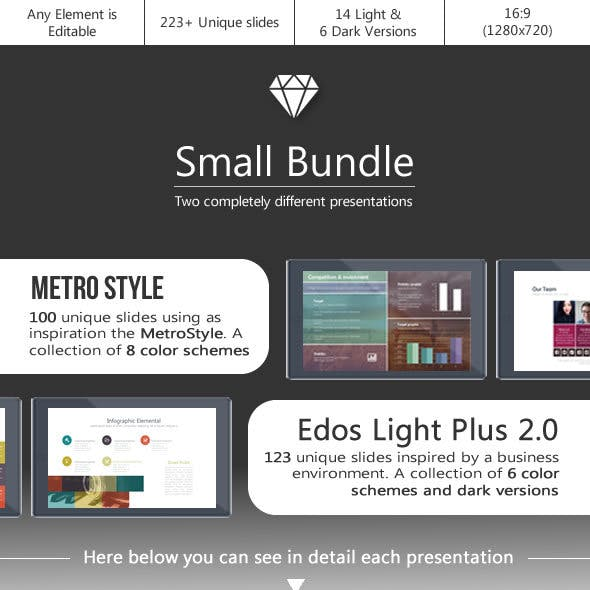Small Bundle - Powerpoint Template