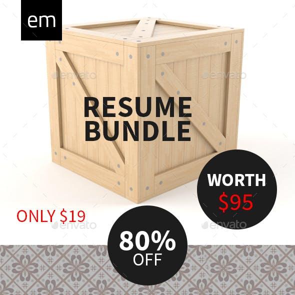 Resume Big Bundle