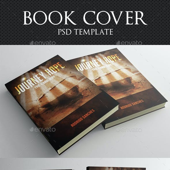 Journey Hope Book Cover Template