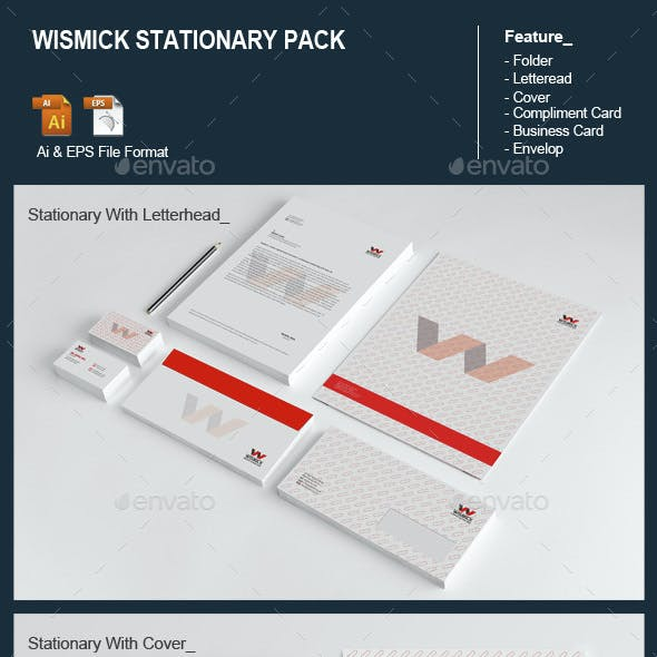 Wismick Stationary Pack