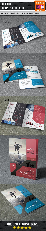 Corporate Bifold Brochure-V377 - Corporate Brochures