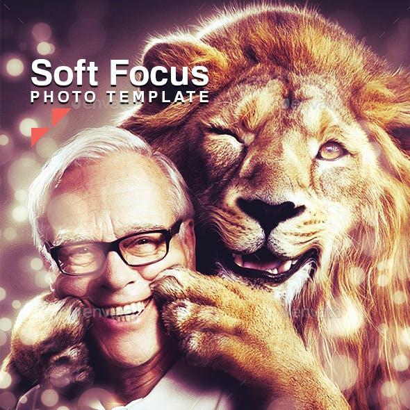 Soft Focus - Photo Template