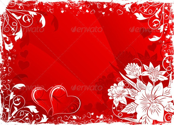 Valentine's background - Valentines Seasons/Holidays
