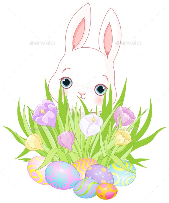 Easter Bunny - Miscellaneous Seasons/Holidays