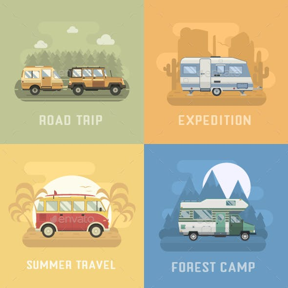 RV Travel Collection