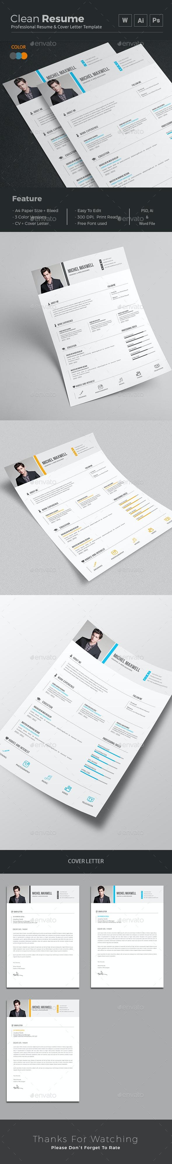 Resume Word - Resumes Stationery
