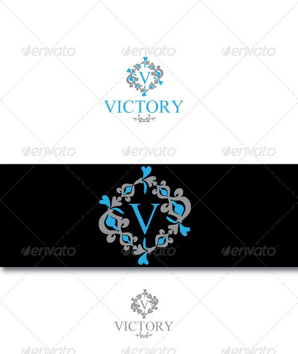 Victory - Letters Logo Templates