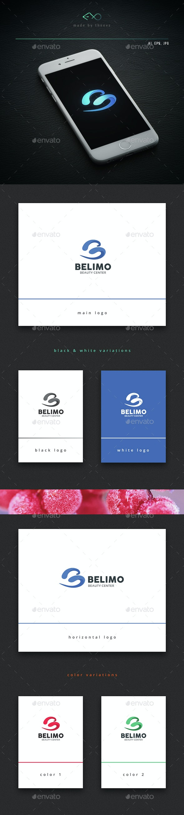 Belimo - Letters Logo Templates