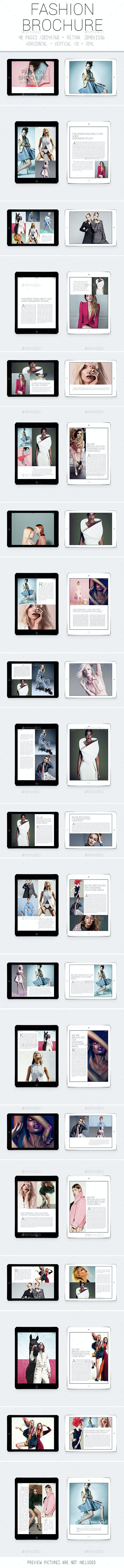 Ipad&Tablet Fashion Brochure - Digital Magazines ePublishing