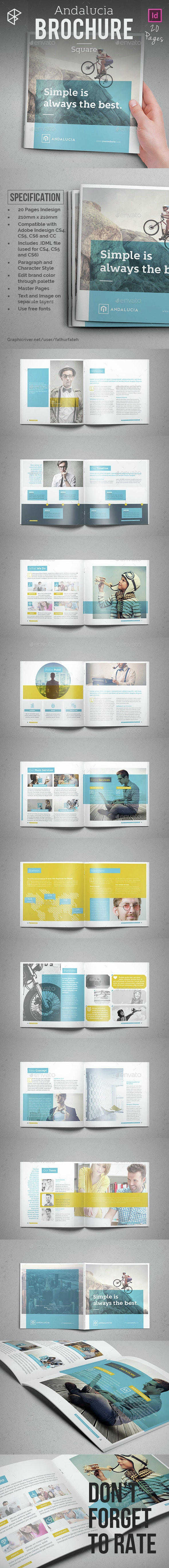 Andalucia Square Brochure - Corporate Brochures