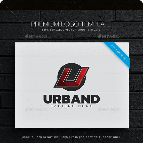 Urband - Letter U Logo