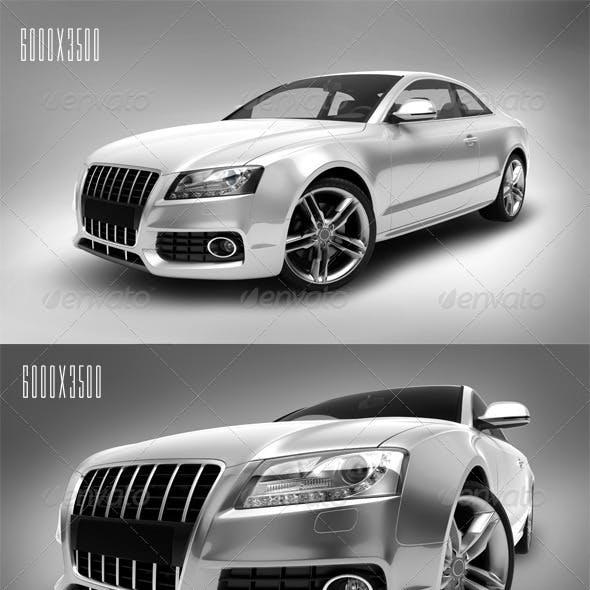 White Car 1