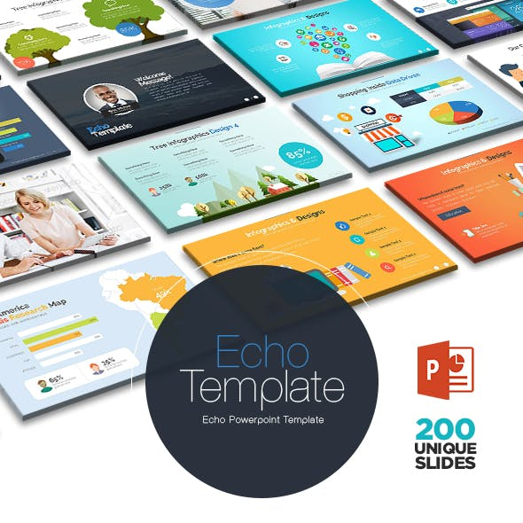 Echo PowerPoint Template