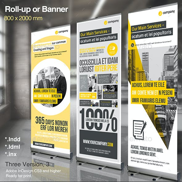 Corporate Roll-up Vol.5