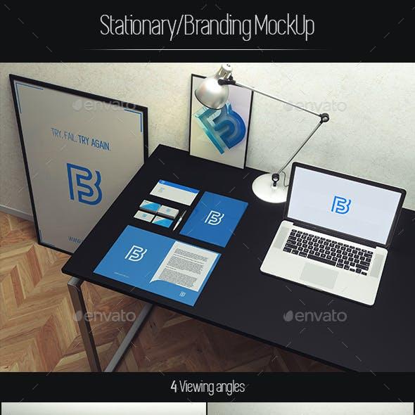 Stationary / Branding Mockup